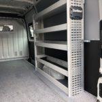 zabudowa warsztatowa używana Sortimo auto : Renault Master L3H2 RWD