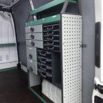 zabudowa warsztatowa Edstrom System auto: Renault Master L2H2